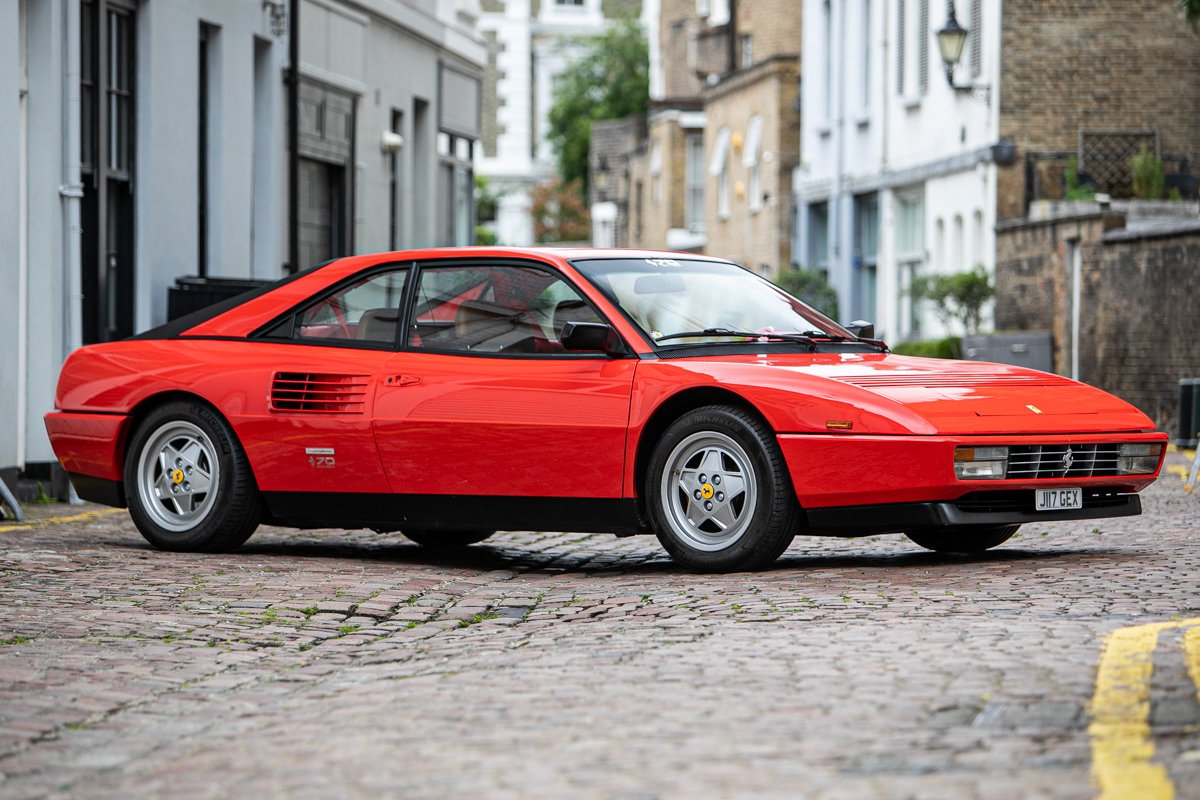 1991 Ferrari Mondial 3.4T SOLD by Auction (picture 3 of 6)