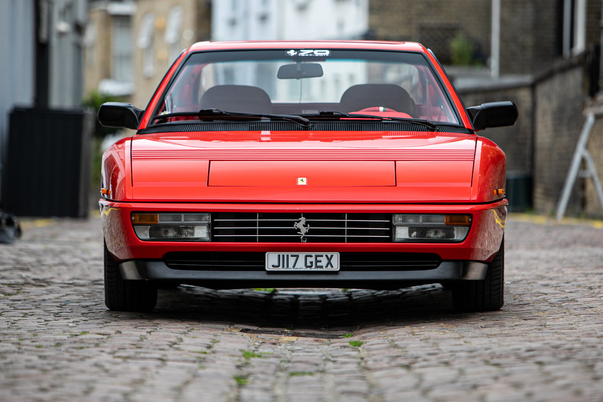 1991 Ferrari Mondial 3.4T SOLD by Auction (picture 4 of 6)
