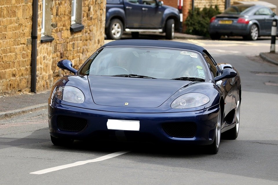 2003 Ferrari 360 Spider For Sale (picture 1 of 6)