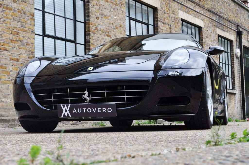 2007 Ferrari 612 HGTS - Huge Spec, stunning condition For Sale (picture 1 of 6)