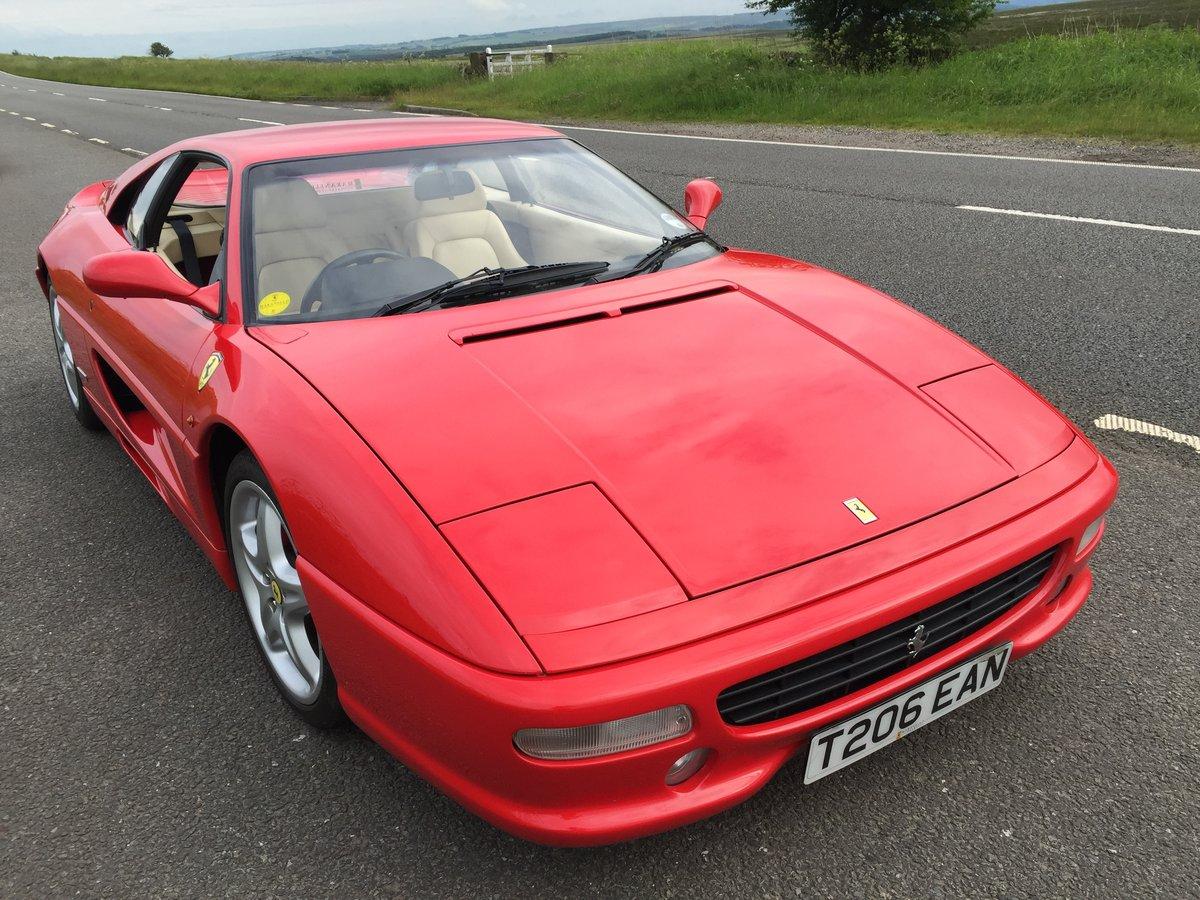 1999 Ferrari 355 berlinetta GTB For Sale (picture 1 of 6)