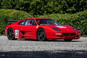 1995 FERRARI F355 BERLINETTA TO CHALLENGE SPECIFICATION For Sale by Auction