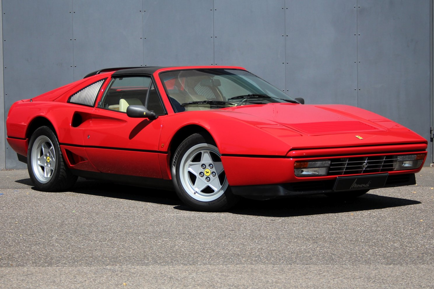 1986 Ferrari 208 GTB Turbo LHD For Sale (picture 1 of 6)