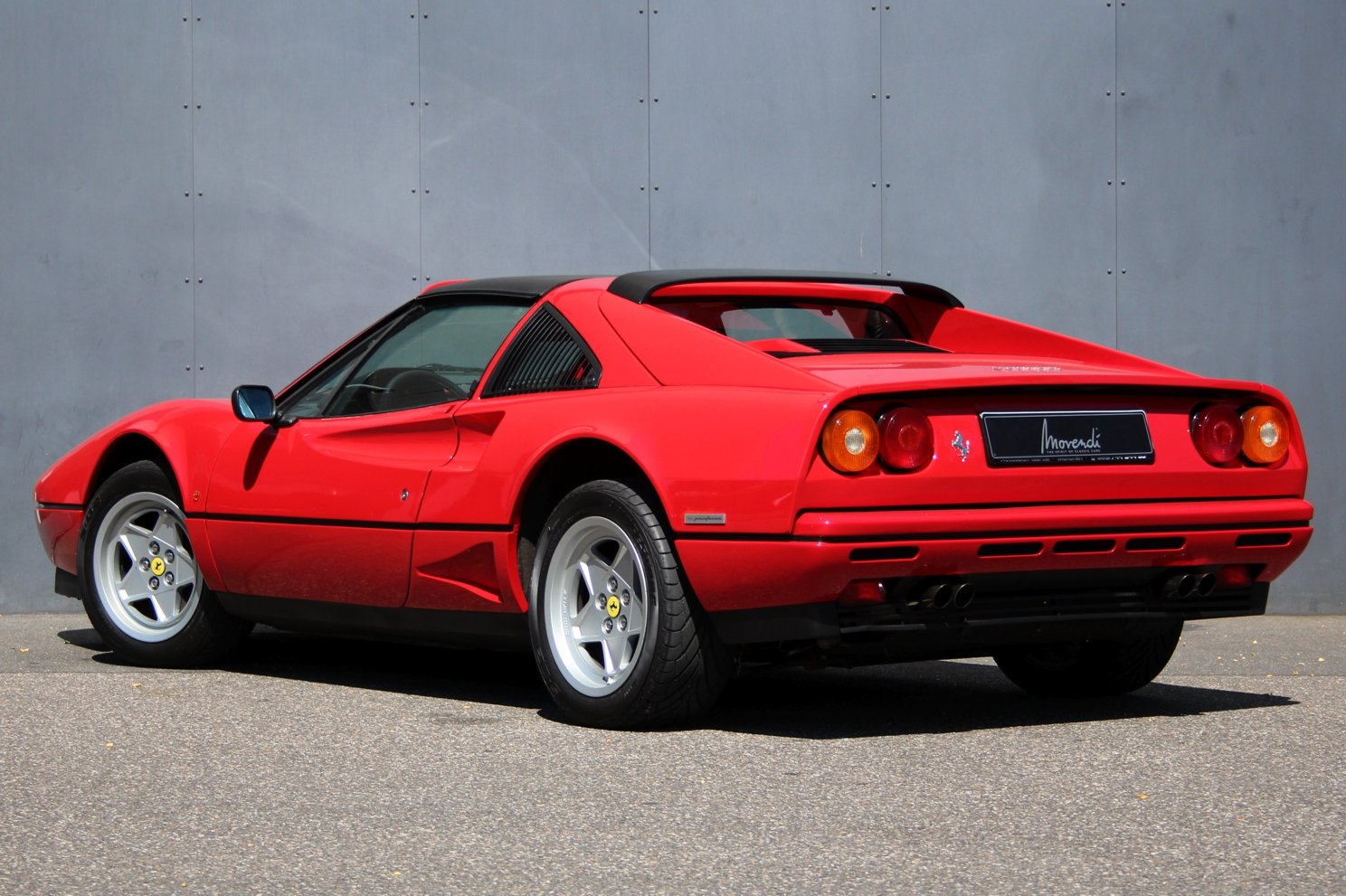 1986 Ferrari 208 GTB Turbo LHD For Sale (picture 2 of 6)