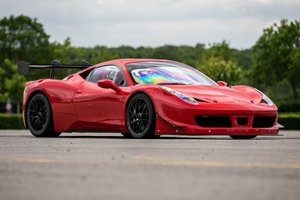 2012 FERRARI 458 CHALLENGE For Sale by Auction