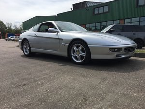 1996 Ferrari 456gt 6 speed manual right hand drive For Sale