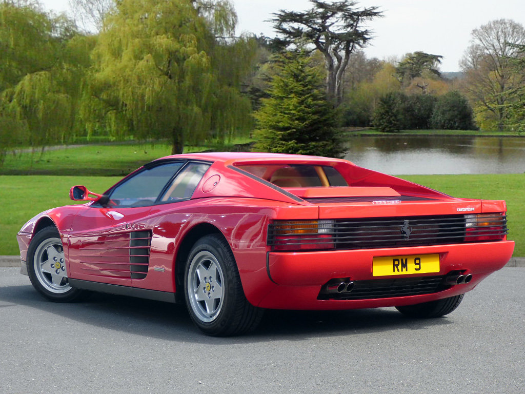 1988 Ferari Testarossa - UK RHD Car, 7,402 Miles!! Must See. For Sale (picture 2 of 6)