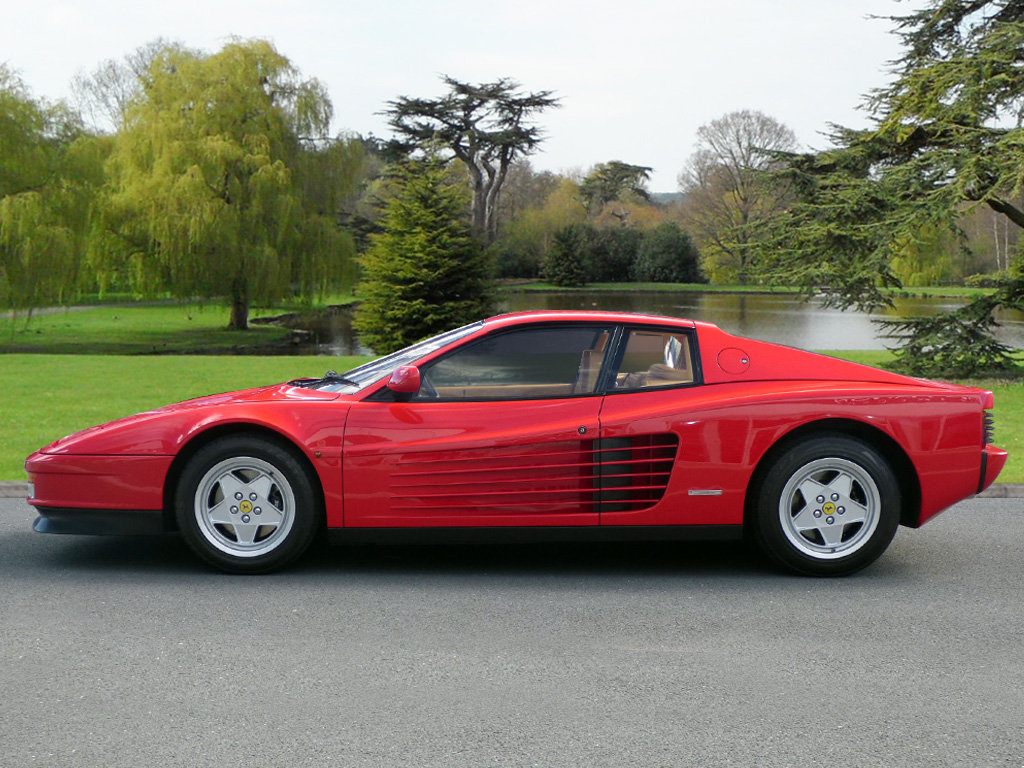 1988 Ferari Testarossa - UK RHD Car, 7,402 Miles!! Must See. For Sale (picture 3 of 6)