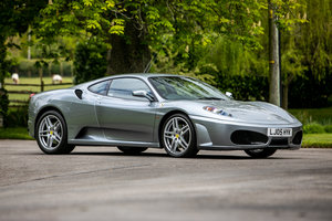 2005 Ferrari F430 Manual  For Sale by Auction