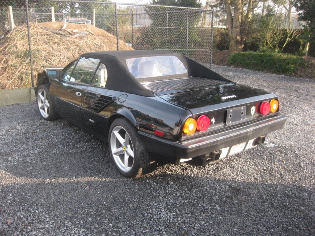 1983 Ferrari Mondial Cabriolet Oldtimer ( Project) For Sale (picture 2 of 6)