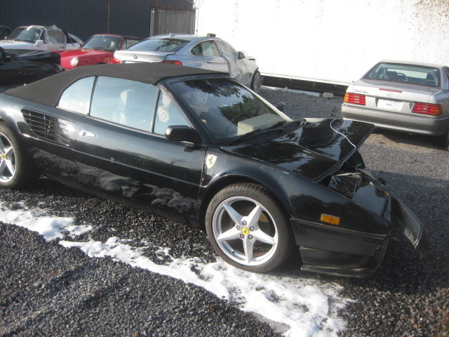 1983 Ferrari Mondial Cabriolet Oldtimer ( Project) For Sale (picture 4 of 6)