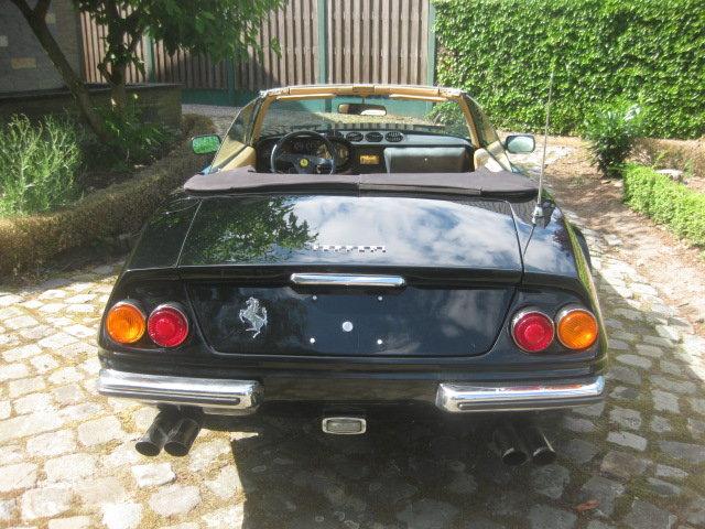 1981 Ferrari 365 GTB /4 DAYTONA SPYDER RECREATION MIAMI VICE ! For Sale (picture 3 of 6)