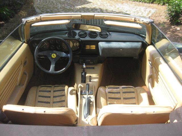 1981 Ferrari 365 GTB /4 DAYTONA SPYDER RECREATION MIAMI VICE ! For Sale (picture 4 of 6)