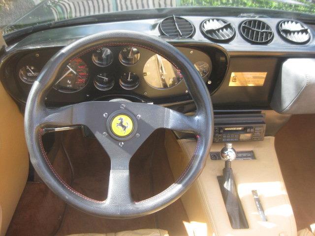 1981 Ferrari 365 GTB /4 DAYTONA SPYDER RECREATION MIAMI VICE ! For Sale (picture 6 of 6)