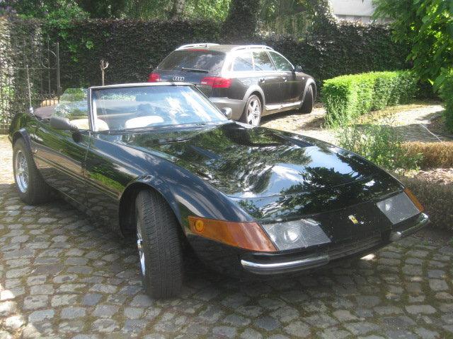 1981 Ferrari 365 GTB /4 DAYTONA SPYDER RECREATION MIAMI VICE ! For Sale (picture 1 of 6)