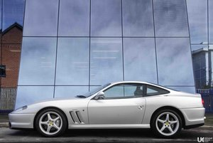 2001 Ferrari 550 Maranello For Sale