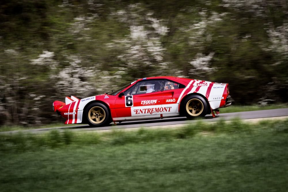 1978 Ferrari 308 GTB Group 4  For Sale (picture 1 of 2)
