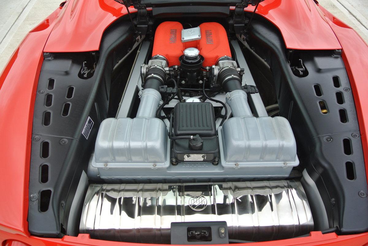 2002 Ferrari 360 Spider Manual For Sale (picture 6 of 6)