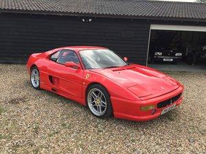 1997 Ferrari 355 Mr2 turbo kit car