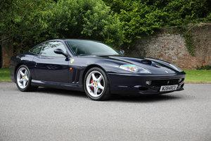 2000 Ferrari 550 Maranello For Sale by Auction