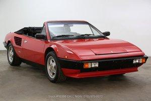 1985 Ferrari Mondial Cabriolet For Sale