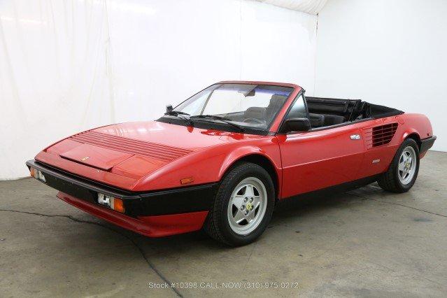 1985 Ferrari Mondial Cabriolet For Sale (picture 3 of 6)