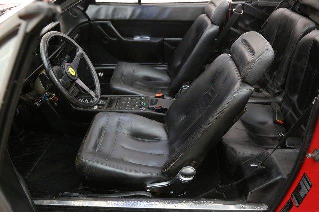 1985 Ferrari Mondial Cabriolet For Sale (picture 4 of 6)