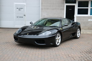 2001 Ferrari 360 Modena F1  For Sale