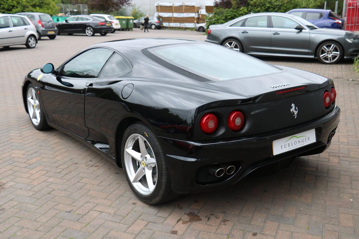 2001 Ferrari 360 Modena F1  For Sale (picture 3 of 6)
