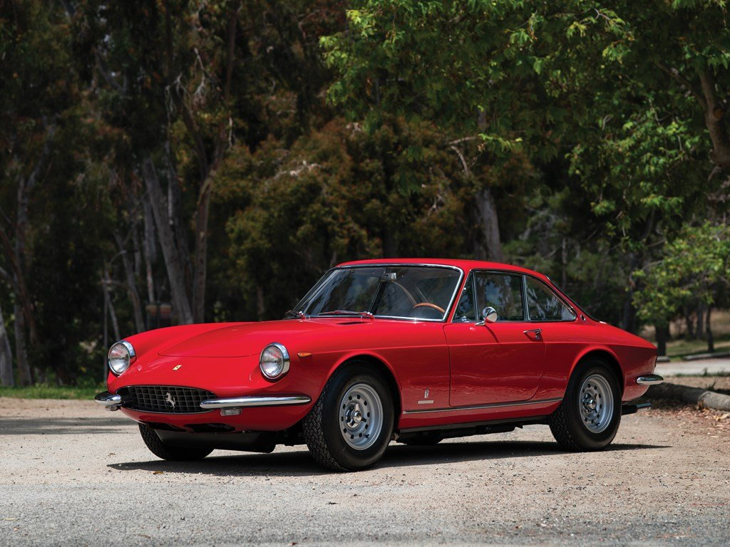 1968 Ferrari 365 GTC by Pininfarina For Sale by Auction (picture 1 of 6)