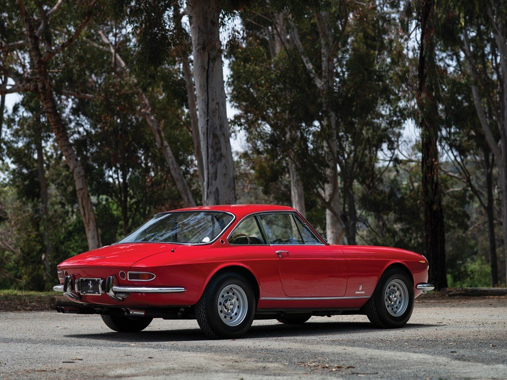 1968 Ferrari 365 GTC by Pininfarina For Sale by Auction (picture 2 of 6)