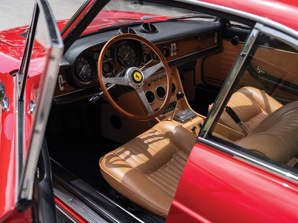 1968 Ferrari 365 GTC by Pininfarina For Sale by Auction (picture 4 of 6)