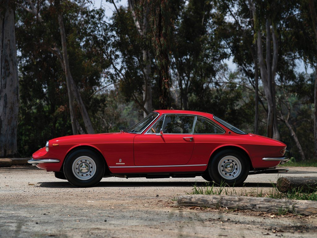 1968 Ferrari 365 GTC by Pininfarina For Sale by Auction (picture 5 of 6)