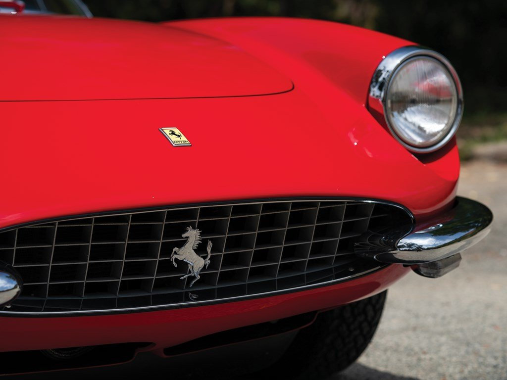 1968 Ferrari 365 GTC by Pininfarina For Sale by Auction (picture 6 of 6)