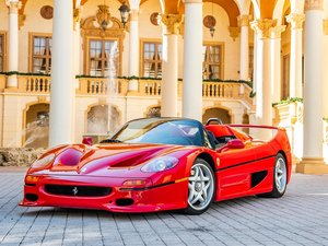 1995 Ferrari F50  For Sale by Auction