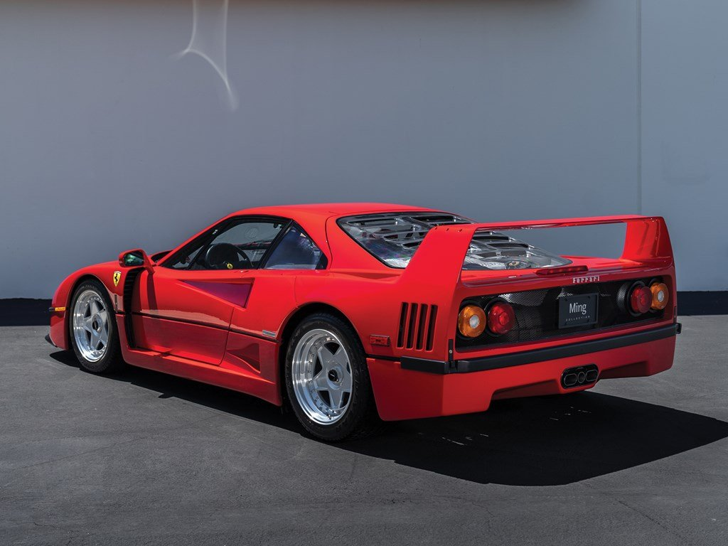 1991 Ferrari F40  For Sale by Auction (picture 2 of 6)
