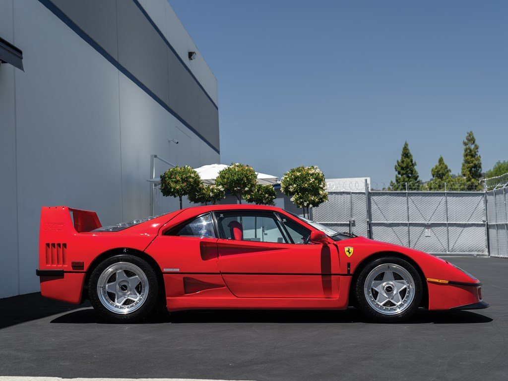 1991 Ferrari F40  For Sale by Auction (picture 5 of 6)