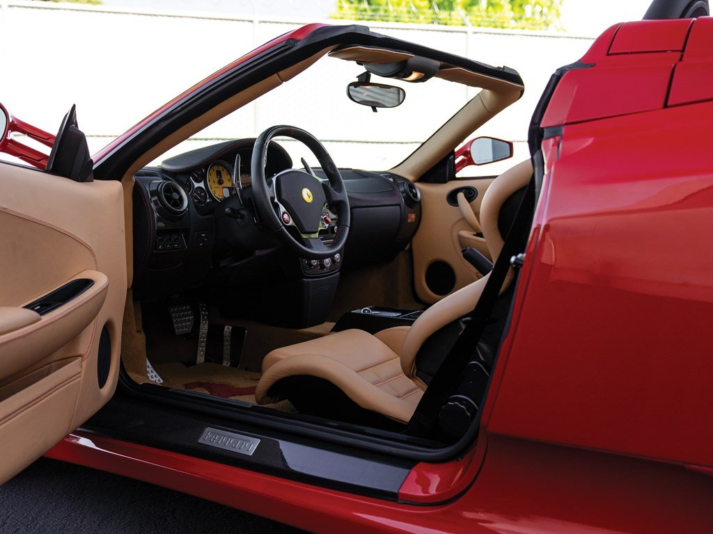 2007 Ferrari F430 F1 Spider  For Sale by Auction (picture 4 of 6)