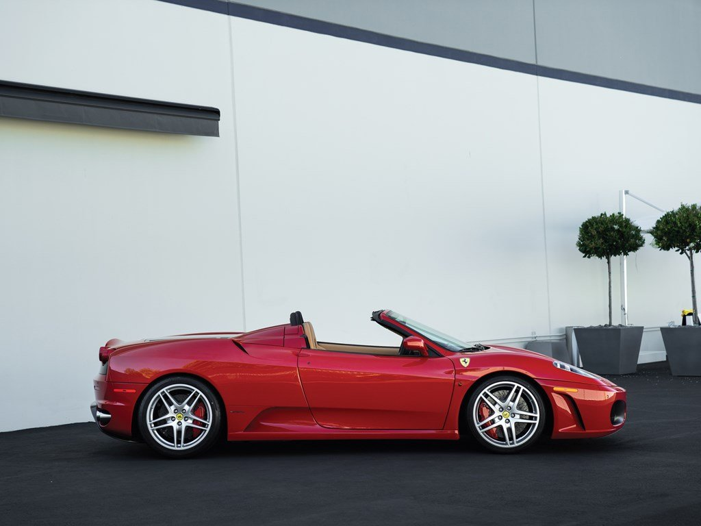 2007 Ferrari F430 F1 Spider  For Sale by Auction (picture 5 of 6)