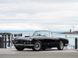 1961 Ferrari 250 GT Cabriolet Series II by Pininfarina For Sale by Auction