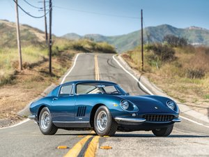 1966 Ferrari 275 GTB Alloy by Scaglietti For Sale by Auction