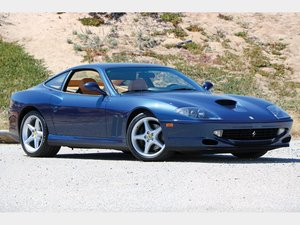 1999 Ferrari 550 Maranello  For Sale by Auction