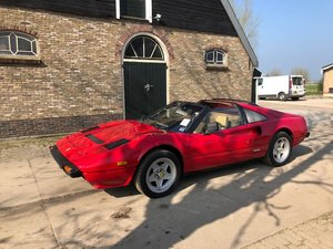 1984 ferrari 308 gtsi qv For Sale