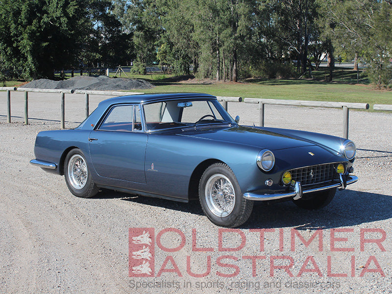 1959 Ferrari 250 GT Coupe by Pinin Farina For Sale (picture 1 of 6)