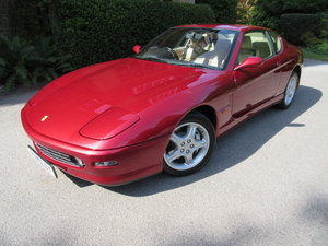 2001 Unique Ferrari 456 M GTAutomatic with 17,000 miles For Sale