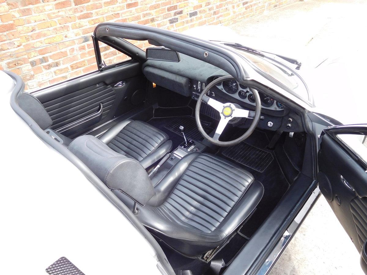 1972 Ferrari 246 GTS Classiche Certificated RHD For Sale (picture 5 of 6)