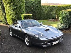 1998 Ferrari 550 Maranello-for sale on behalf of the owner