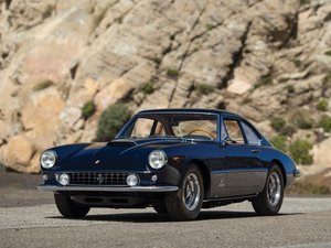 1961 Ferrari 400 Superamerica SWB Coupe Aerodinamico by Pini For Sale by Auction