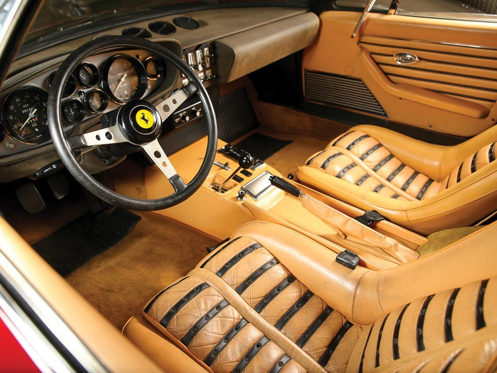 1972 Ferrari 365 GTB4 Daytona Berlinetta by Scaglietti For Sale by Auction (picture 4 of 6)
