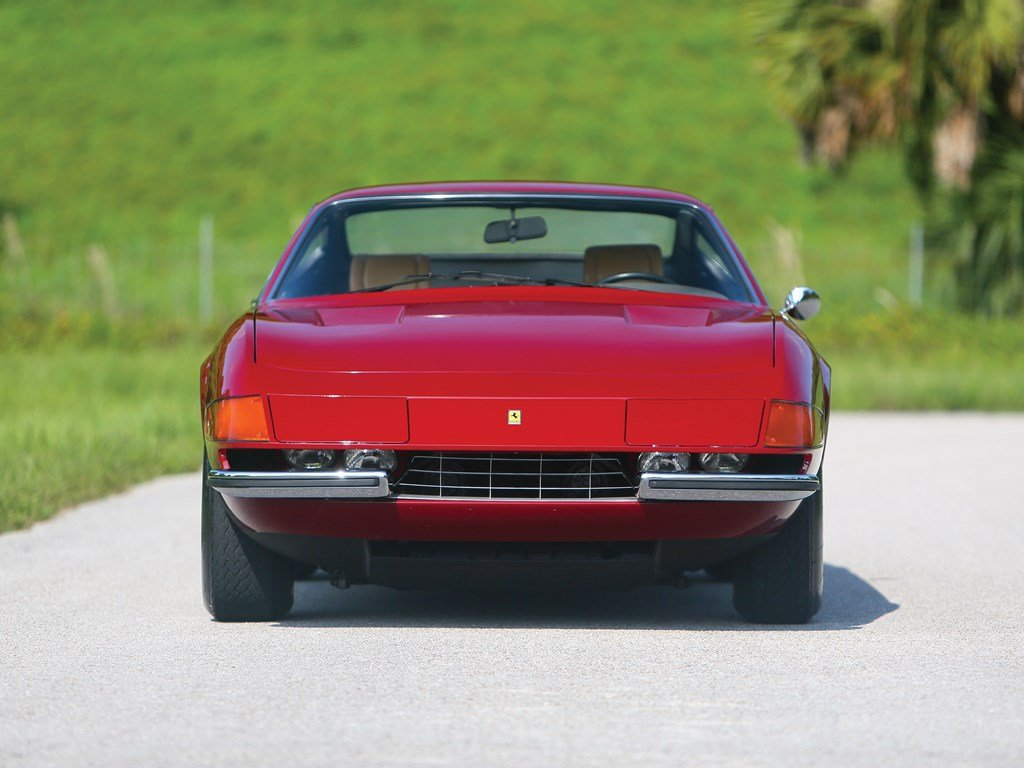 1972 Ferrari 365 GTB4 Daytona Berlinetta by Scaglietti For Sale by Auction (picture 6 of 6)